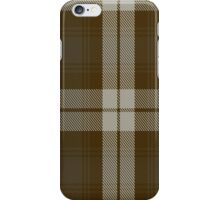 00181 Snaefell District or Baillie Dress Clan/FamilyTartan  iPhone Case/Skin