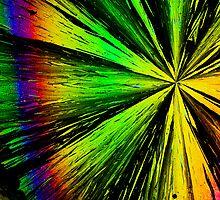 Crystal Infnity by Tony Cave