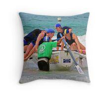 2011 Lorne surf carnival (18) Throw Pillow