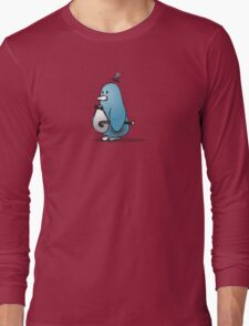 Niles the Penguin Long Sleeve T-Shirt