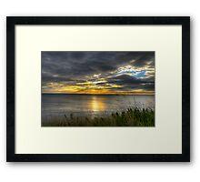 Scotland Sunrise Framed Print