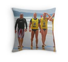 2011 Lorne surf carnival (19) Throw Pillow