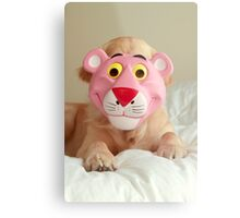 The Return of the Pink Panther Metal Print