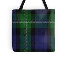 00440 Baillie of Polkemment Clan/Family Tartan  Tote Bag