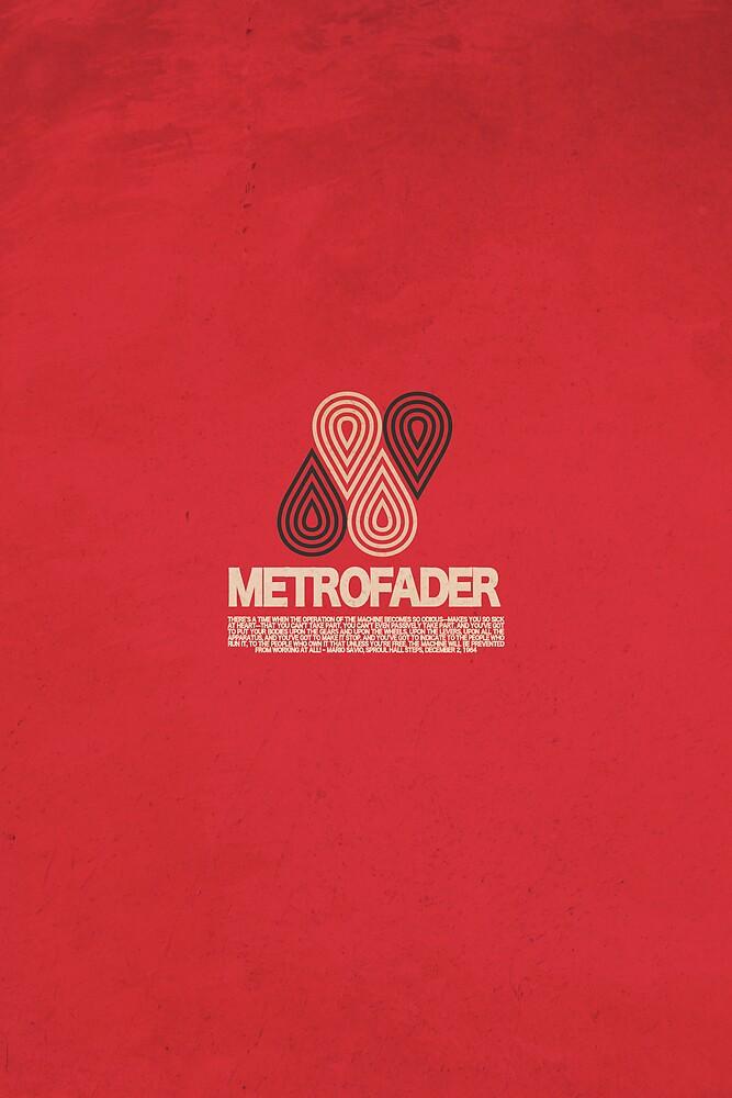 METROFADER by metrofader