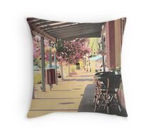 Balingup, Western Australia Throw Pillow
