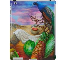 Invisible Girl iPad Case/Skin