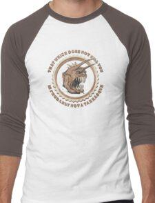 D&D Tee Tarrasque Men's Baseball ¾ T-Shirt