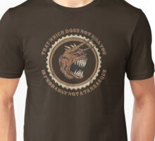 D&D Tee Tarrasque Unisex T-Shirt