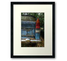 Wolseley 24/80 - HDR Framed Print