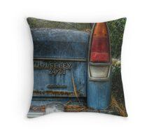 Wolseley 24/80 - HDR Throw Pillow