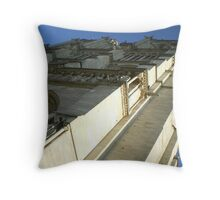 Notre Dame - Paris Throw Pillow