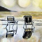 Silver Reflections by gillsart