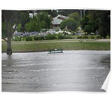 Wimmera River Flood 2011 Poster