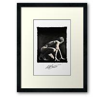 Greek Athlete II Framed Print