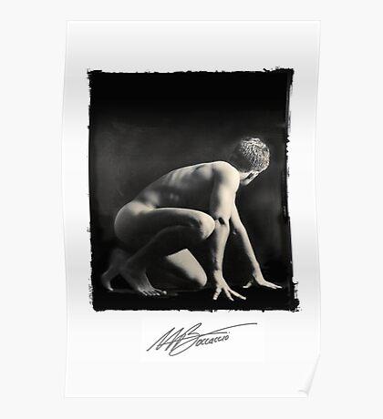 Greek Athlete II Poster