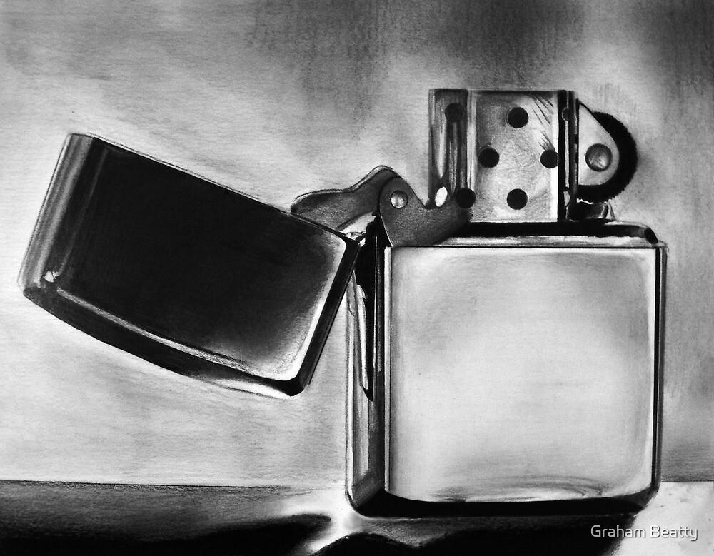 Zippo Lighter by Graham Beatty