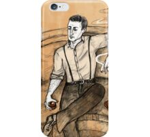 Dempsey Vintage Smoking iPhone Case/Skin