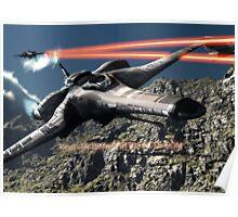 sky raid Poster