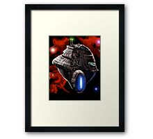 shuttle Framed Print