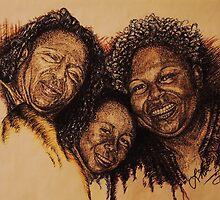 Family Ties by Julie Ann Caldwell