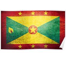 Grenada - Vintage Poster