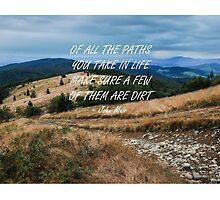 Of all the paths... 2 by artesonraju