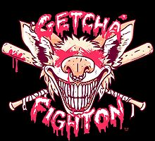 GET YOUR FIGHT ON by FoxBoy