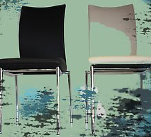 Duo - Chairs by ChrisJeffrey
