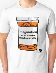 A Bottle of Imagination  T-Shirt