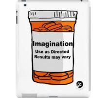 A Bottle of Imagination  iPad Case/Skin