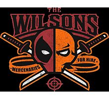 The Wilsons Photographic Print