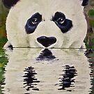 Wet Panda by Omar Vargas