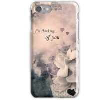"""Collage """"Reminiscence""""  iPhone Case/Skin"""