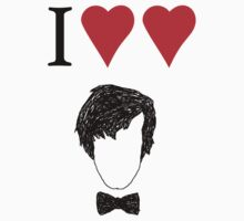I ♥ ♥ The Doctor by Kayla Arnold
