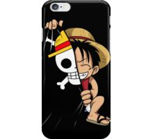 Monkey D. Luffy iPhone Case/Skin