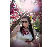 In the Sunshine, Under the Blossoms - Alyssa Hedrick Photographic Print