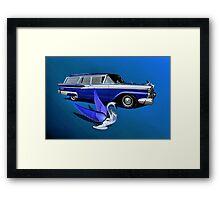1959 Ford Ranch Wagon Framed Print