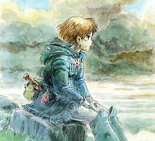 Nausicaa of the Valley of the Wind - Hayao Miyazaki - Pre Studio Ghibli (HD) by frictionqt