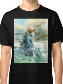 Nausicaa of the Valley of the Wind - Hayao Miyazaki - Pre Studio Ghibli (HD) Classic T-Shirt