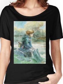 Nausicaa of the Valley of the Wind - Hayao Miyazaki - Pre Studio Ghibli (HD) Women's Relaxed Fit T-Shirt