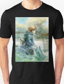 Nausicaa of the Valley of the Wind - Hayao Miyazaki - Pre Studio Ghibli (HD) T-Shirt