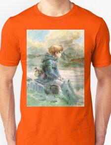 Nausicaa of the Valley of the Wind - Hayao Miyazaki - Pre Studio Ghibli (HD) Unisex T-Shirt