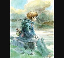 Nausicaa of the Valley of the Wind - Hayao Miyazaki - Pre Studio Ghibli (HD) T-Shirt