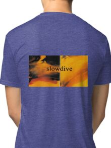 Slowdive Just For A Day Tri-blend T-Shirt
