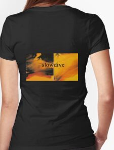 Slowdive Just For A Day Womens Fitted T-Shirt