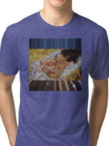 Everything was Beautiful V Tri-blend T-Shirt