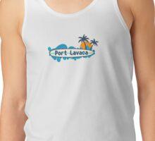 Port Lavaca - Texas. Tank Top