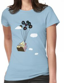HIP UP Womens Fitted T-Shirt