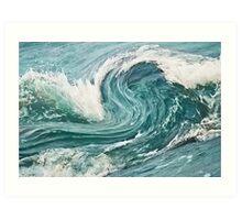 Ocean 5 Art Print